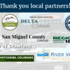 Local Partners Thank You